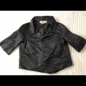 Jackets & Blazers - Marni cropped jacket Made in Italy size 46